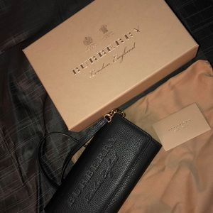 Burberry Bags - Burberry wallet on a chain